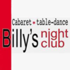 Billy's Nightclub Garmisch-Partenkirchen Logo