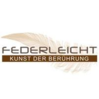 FEDERLEICHT - KUNST DER BERÜHRUNG Ochsenfurt Logo
