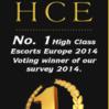 High Class Escortes Köln Logo