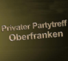Privater Partytreff Oberfranken Schwarzenbach - Wald Logo